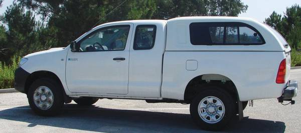 Bilde av  CarTop PRO Toyota X-CAB